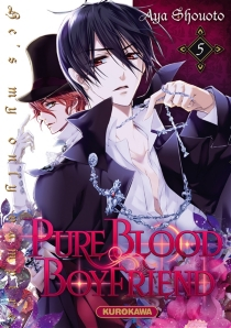 Pure blood boyfriend : he's my only vampire - Aya Shooto