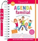 Agenda familial 2018 : septembre 2017-décembre 2018 -
