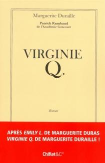 Virginie Q. - MargueriteDuraille