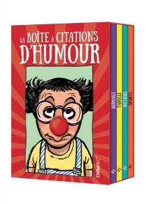 La boîte à citations d'humour -