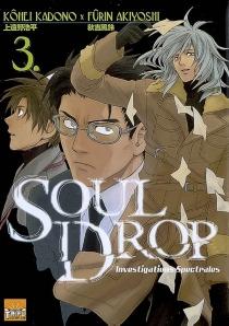 Soul drop : investigations spectrales - FûrinAkiyoshi