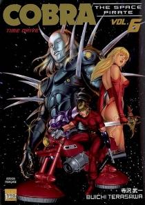 Cobra, the space pirate - BuichiTerasawa
