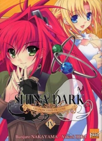 Shina Dark, les princesses de lune - YukariHiga