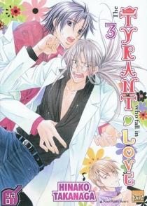 The tyrant who fall in love - HinakoTakanaga