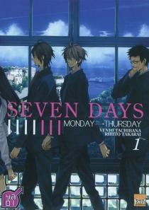 Seven days - RihitoTakarai