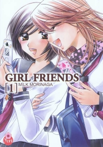Girl friends - MilkMorinaga