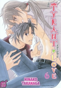 The tyrant who fall in love - Hinako Takanaga