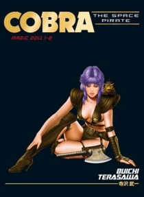 Cobra, the space pirate - Buichi Terasawa
