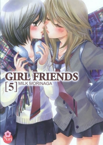 Girl friends - Milk Morinaga