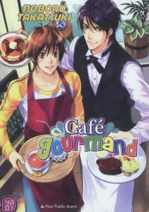 Café gourmand - NoboruTakatsuki