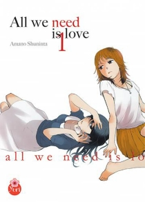 All we need is love - Shuninta Amano