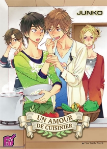 Un amour de cuisinier - Junko