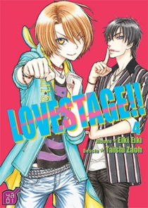 Love stage !! - EikiEiki