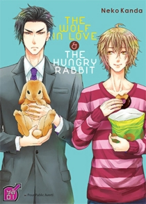 The wolf in love et the hungry rabbit - KandaNeko