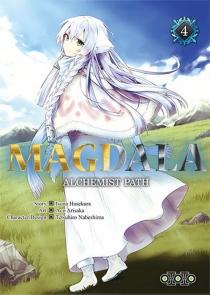 Magdala : alchemist path - AcoArisaka