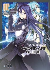 Sword art online : Phantom bullet - Abec