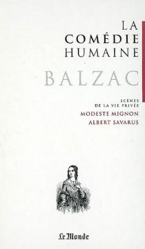 La comédie humaine | Volume 10, Scènes de la vie privée - Honoré deBalzac