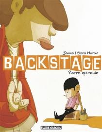 Backstage - James