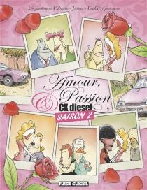 Amour, passion et CX diesel - BenGrrr