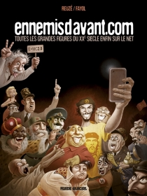 ennemisdavant.com : toutes les grandes figures du XXe siècle enfin sur le Net - HervéFayol