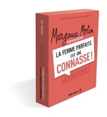 Coffret Margaux Motin rencontre La femme parfaite est une connasse - Anne-SophieGirard