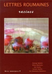 Lettres roumaines, n° 4 -