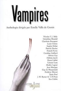 Vampires : anthologie -