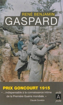 Gaspard - RenéBenjamin