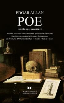 Oeuvres : l'intégrale illustrée - Edgar AllanPoe