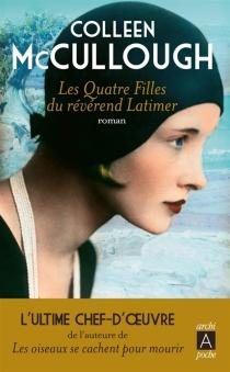 Les quatre filles du révérend Latimer - ColleenMcCullough