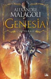 Genesia, les chroniques pourpres : l'intégrale - AlexandreMalagoli