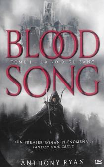 Blood song - AnthonyRyan