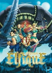 L'épreuve elfique - BenjaminLeduc