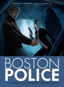 Boston police - Boisgibault