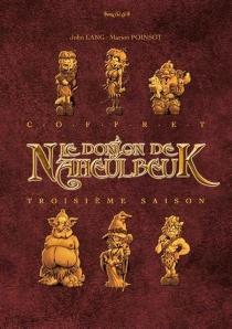 Le donjon de Naheulbeuk : coffret saison 3 - JohnLang