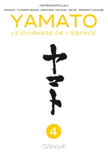 Yamato : le cuirassé de l'espace - KeisukeFujikawa