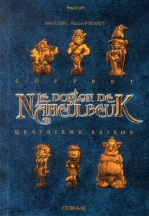 Le donjon de Naheulbeuk : coffret saison 4 - JohnLang