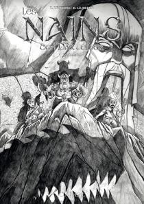 Les nains de Martelfer : intégrale - ÉricLe Berre