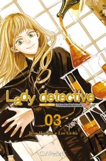 Lady detective - Hey-JinJeon