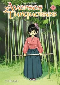 Averses turquoises - KouYaginuma