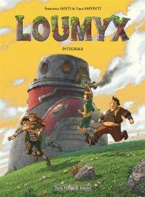 Loumyx : intégrale - FrancescaSanti