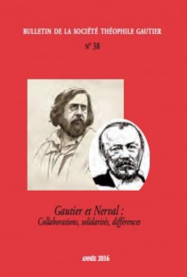 Bulletin de la société Théophile Gautier, n° 38 -