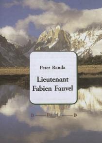 Lieutenant Fabien Fauvel - PeterRanda