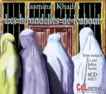 Les hirondelles de Kaboul - YasminaKhadra