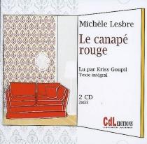 Le canapé rouge - KrissGoupil
