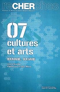 Recherches, culture et histoire dans l'espace roman, n° 7 -