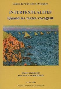 Cahiers de l'Université de Perpignan, n° 35 -