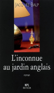 L'inconnue au jardin anglais - JacquesBalp