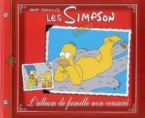 Les Simpson : l'album de famille non censuré - MattGroening