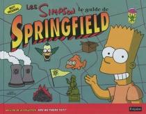 Les Simpson : le guide de Springfield - MattGroening